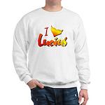 I love Lucius Sweatshirt