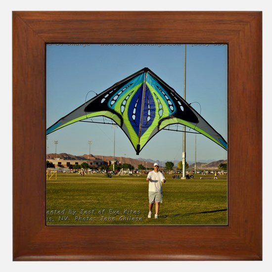 Jest Of Eve Talon Vented Framed Tile