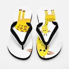 Giraffe3 Flip Flops
