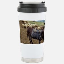 Europe, Romania, Fagarash regio Travel Mug