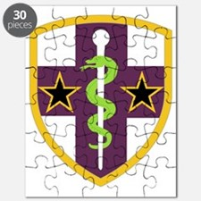 SSI ARMY RESERVE MEDICAL COMMAND Puzzle