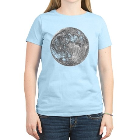 2000x2000moon Women's Light T-Shirt