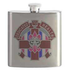 DUI-807TH MEDICAL SUPPORT COMMAND Flask