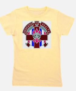 DUI-807TH MEDICAL SUPPORT COMMAND Girl's Tee