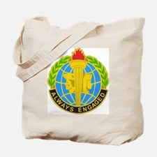 DUI-MILITARY INTELLIGENCE READINESS COMMA Tote Bag