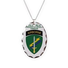 SSI-CIVIL AFFRS  PSYCH. OPS  C Necklace