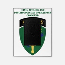 SSI-CIVIL AFFRS  PSYCH. OPS  COMMAND Picture Frame