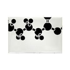 Gloomy GABA Rectangle Magnet