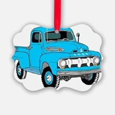 Old Truck Ornament