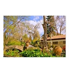A walk through the Botani Postcards (Package of 8)