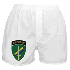 SSI-CIVIL AFFRS  PSYCH. OPS  COMMAND Boxer Shorts