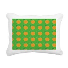 shoulderPeachy Rectangular Canvas Pillow