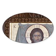 Serbian Orthodox Christian iconogra Decal