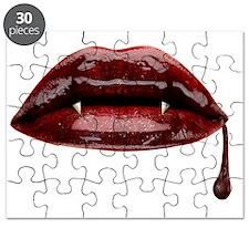 vampireballerina_lipsonly Puzzle