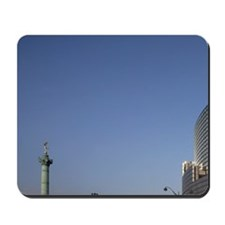 Opera de Paris Bastille with the Colonne Mousepad