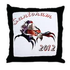 santorum Throw Pillow