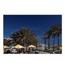 Qawra Palace Hotel pool a Postcards (Package of 8)