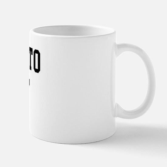 Belongs to Coby Mug