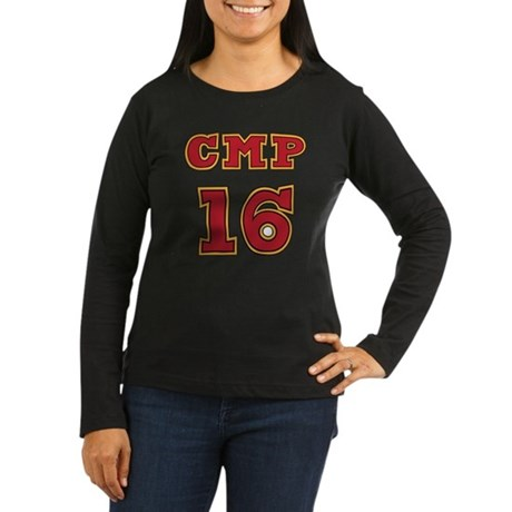 CMP 16 ckfanclub Women's Long Sleeve Dark T-Shirt