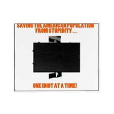 Saving the American Population Picture Frame