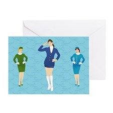 Toiletry Bag 1 Greeting Card