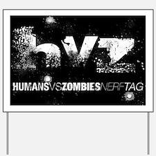 hvz-poster Yard Sign