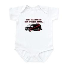 A-Team Van Infant Bodysuit