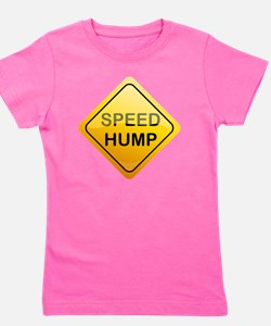 SpeedHump Girl's Tee
