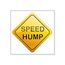 """SpeedHump Square Sticker 3"""" x 3"""""""