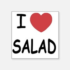 "SALAD Square Sticker 3"" x 3"""