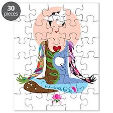 Lotus Blossom Puzzle