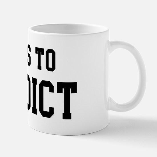 Belongs to Benedict Mug