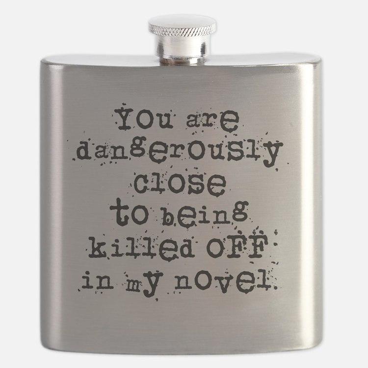 DangerouslyCloseLight Flask