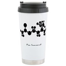 Acetylcholine is Learned Travel Mug
