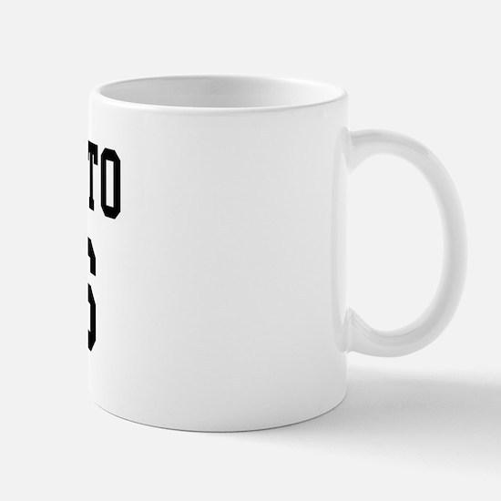 Belongs to Chris Mug