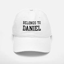 Belongs to Daniel Baseball Baseball Cap