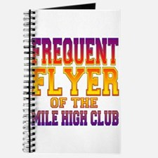 Frequent Flyer of the Mile High Club Journal