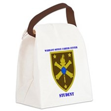 SSI-WARRANT OFFICE CAREER CENTER- Canvas Lunch Bag