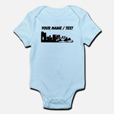 Custom Sydney Australia City Line Body Suit