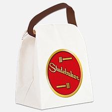 studebaker-horn-emblem Canvas Lunch Bag