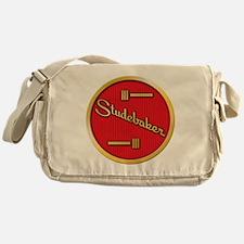 studebaker-horn-emblem Messenger Bag