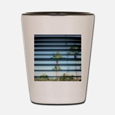 shadypalms Shot Glass