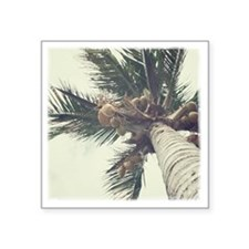 "palmcoco-1 Square Sticker 3"" x 3"""
