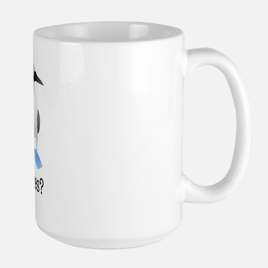 How Bout Dem Boobies Large Mug