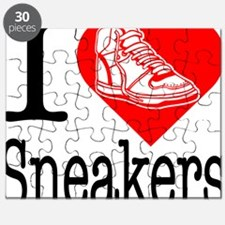 I-Heart-Sneakers Puzzle
