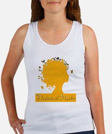 My_Natural_Halo[1] Women's Tank Top