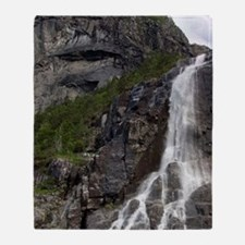 Lysefjord (aka Lyse Fjord). Hanging  Throw Blanket
