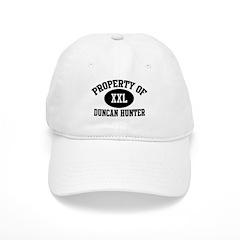 Property of Duncan Hunter Baseball Cap
