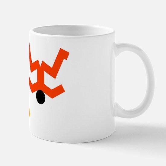 Freefly Skydivers Mug