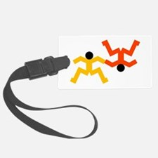Freefly Skydivers Luggage Tag